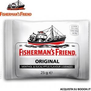 FISHERMAN'S BIANCHE GUSTO ORIGINAL EXTRA FORTE - SINGOLA BUSTINA BIANCA O CONFEZIONE COMPLETA 1,39€