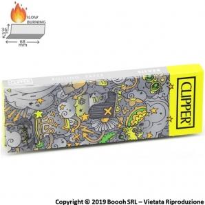 CARTINE CLIPPER SILVER CORTE - SINGOLO LIBRETTO ARGENTO 0,39€