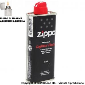 BENZINA DI RICARICA ZIPPO - FLUIDO IN LATTINA DA 125ML 1,99€