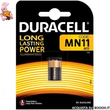 DURACELL MN11 ALCALINE 6V - BLISTER DA 1 BATTERIA