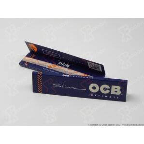 OCB CARTINE SLIM LUNGHE ULTIMATE SOTTILISSIME - 1 LIBRETTO DA 32 CARTINE 0,75€