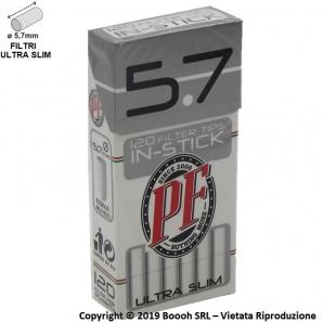 POP FILTERS FILTRI ULTRA SLIM 5,7mm SPUGNA RUVIDI NWA - ASTUCCIO DA 120 FILTRINI 0,69€