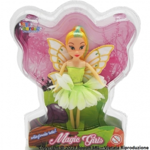 FATINA MAGICA - BAMBOLA BIONDA MAGIC GIRLS | IDEA REGALO BIMBA 11,98 €