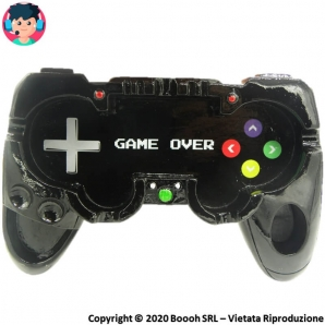 POSACENERE GAME OVER A FORMA DI JOYSTICK / CONTROLLER PER CONSOLE - MATERIALE POLIRESINA | IDEA REGALO GAMER 8,99 €