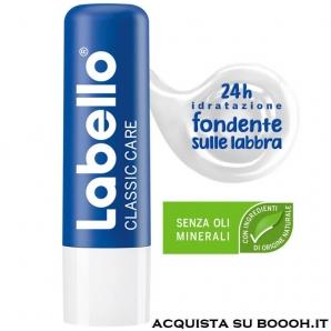 LABELLO CLASSIC CARE BLU BURRO DI KARITE' - BLISTER DA 1 PEZZO 1,89€