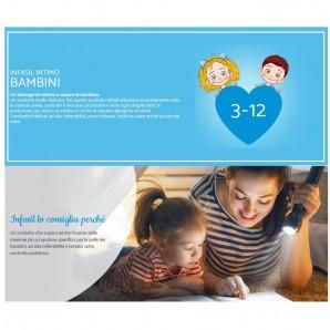 DETERGENTE INTIMO INFASIL PER BAMBINI 3-12 ANNI - FORMULAZIONE ALTA TOLLERABILITA' pH4.5   FLACONE DA 200ml 5,99€