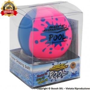 SURF BOUNCER BALL - PALLA PAZZA GRANDI RIMBALZI IN ACQUA : MARE E PISCINA | COLORE ROSA 14,99€