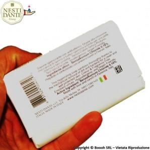NESTI DANTE SAPONETTA IGIENIZZANTE IMMUNITY CON SAPONE ANTIBATTERICO MANI - 1 SAPONETTA DA 150 gr 6,98€