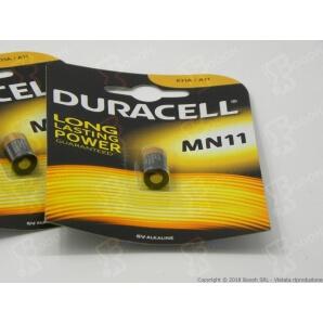 DURACELL MN11 ALCALINE 6V - BLISTER DA 1 BATTERIA 0,98€