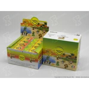 FILTRI IN CARTA MAD4 RASTA FRIENDS - BOX DA 80 BLOCCHETTI 10,77€
