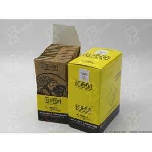 CLIPPER CARTINE PREMIUM PURE TREE LIFE - BOX DA 12 LIBRETTI 18,99€