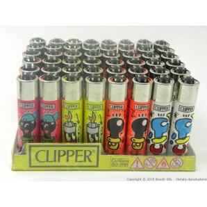 CLIPPER LARGE CIUCCIO - BOX DA 48 ACCENDINI 28,99€