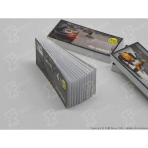 MAD4 CITY SMOKERS FILTRI IN CARTA - 1 BLOCCHETTO DA 33 FOGLI 0,18€