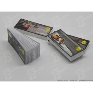 MAD4 CITY SMOKERS FILTRI IN CARTA - BOX DA 80 BLOCCHETTI 10,77€