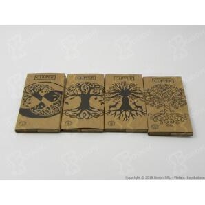 CLIPPER CARTINE LUNGHE KSS PREMIUM PURE TREE LIFE + FILTRI CARTA - BOX DA 12 LIBRETTI 18,99€