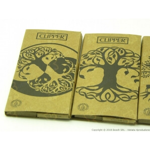 CLIPPER CARTINE LUNGHE KSS PREMIUM PURE TREE LIFE + FILTRI CARTA - BOX DA 12 LIBRETTI 18,99 €