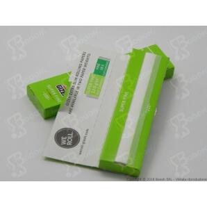 GIZEH CARTINE CORTE SINGOLE SUPER FINE EXTRA SLIM - 1 LIBRETTO 0,49€