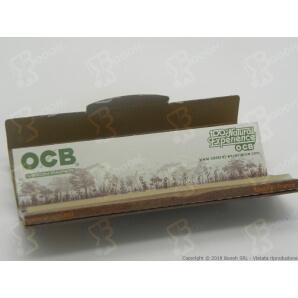 OCB CARTINE KS SLIM VIRGIN BROWN + FILTRI IN CARTA - 1 LIBRETTO DA 32 CARTINE 1,29€