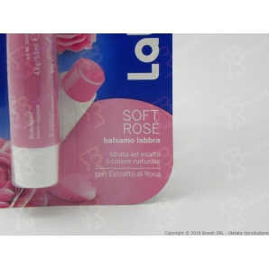 LABELLO SOFT ROSE' - 1 PEZZO 1,89€