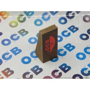 FILTRI IN CARTA OCB ECO NON SBIANCATA BROWN - 1 BLOCCHETTO DA 36 FILTRI 0,32€