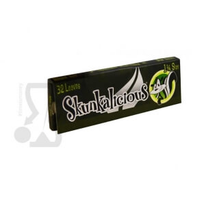 CARTINE CORTE SKUNK AROMA MENTOLO LIBRETTO 1¼ SINGOLO - MENTHOLATED 1,49 €