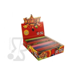 CARTINE LUNGHE JUICY JAY'S KING SIZE MIX N ROLL - BOX 24 LIBRETTI 36,99 €