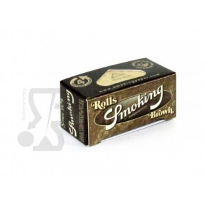 SMOKING CARTINE LUNGHE ROLLS BROWN - 1 ROTOLO 1,19 €