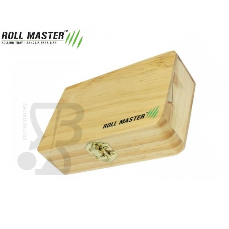 ARTICOLI PER FUMATORI ROLL MASTER MEDIUM STATION SPLIFF BOX - STAZIONE DI ROLLAGGIO PROFESSIONALE IN LEGNO 9,99€