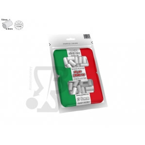 Bustina Singola POP FILTERS FILTRI BAG REGULAR 8mm - BUSTINA DA 100 FILTRINI 0,66€