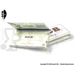 CARTINE OCB CORTE DOPPIE BIANCHE - 1 LIBRETTO 0,69€