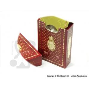 REX BRAVO FILTRI RUVIDI SLIM 6MM - 1 ASTUCCIO DA 60 FILTRI 0,31€
