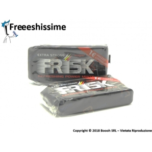 CARAMELLE FRISK EXTRA STRONG BLACK NEW BOX - 2 ASTUCCI o BOX 0,99 €