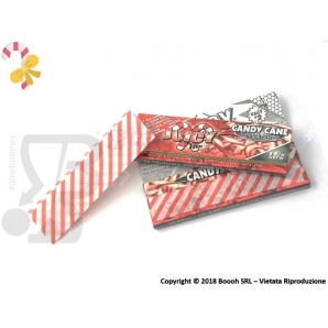 CARTINE CORTE JUICY JAY'S 1¼ FRAGRANZA CANDY CANE - LIBRETTO SINGOLO 1,59 €
