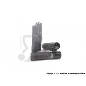 CLIPPER LARGE BLACK SOFT TOUCH - 4 ACCENDINI SFUSI 2,69€