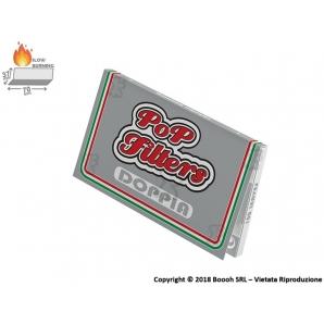 POP FILTERS CARTINE DOPPIE CORTE SILVER LINE - LIBRETTO 0,59€