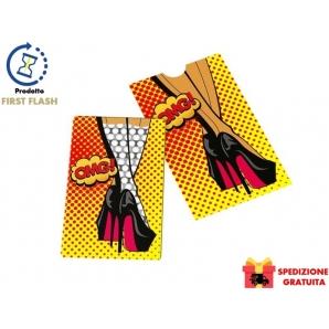 GRINDER CREDIT CARD LEGS V-SYNDICATE | TRITATABACCO FANTASIA GAMBE FORMATO TESSERA 9,99€