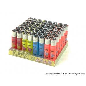 CLIPPER MICRO PAPERETTE - BOX DA 48 ACCENDINI 28,79€