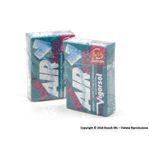 AIR ACTION XTREME VIGORSOL CHEWING GUM - ASTUCCI SFUSI 1,69 €