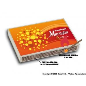 FIAMMIFERONI MARSIGLIA | SCATOLETTA DA 45 FIAMMIFERI O BOX INTERO 1,69€