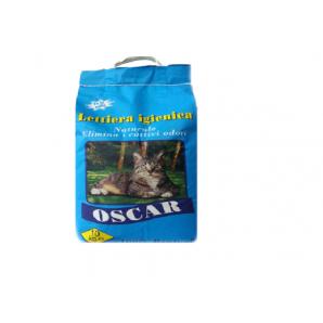 SABBIA PER LETTIERA GATTI OSCAR -1 SACCO DA 5 kg 4,99€