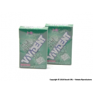 VIVIDENT ICE CUBE GREEN MINT CHEWING GUM - 1 ASTUCCIO 1,39 €