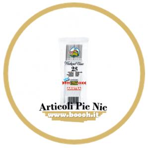 COLTELLI ARISTEA IN PLASTICA - 1 BLISTER CONTIENE 25 POSATE 2,49€