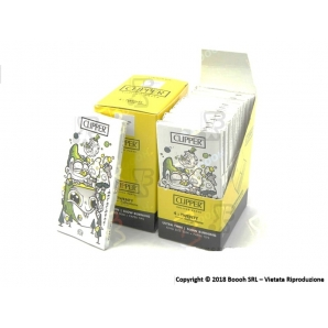 CLIPPER CARTINE LUNGHE KSS + FILTRI IN CARTA PREMIUM ART OF SOOL - BOX DA 12 LIBRETTI 29,59 €