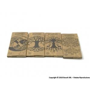 CLIPPER CARTINE KSS PREMIUM PURE TREE LIFE + FILTRI IN CARTA - 4 LIBRETTI 9,95€