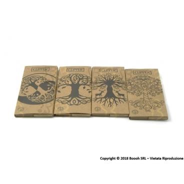 CLIPPER CARTINE KSS PREMIUM PURE TREE LIFE + FILTRI IN CARTA - 4 LIBRETTI