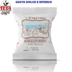 50 CAPSULE TO.DA CAFFE' IL MIO GATTOPARDO QUALITA' BLU - COMPATIBILI MACCHINE SISTEMI NESPRESSO 9,49€