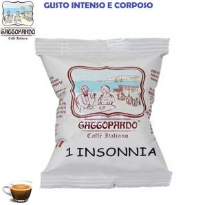 100 CAPSULE TO.DA CAFFE' GATTOPARDO QUALITA' INSONNIA - COMPATIBILI SISTEMI UNO SYSTEM 19,89€