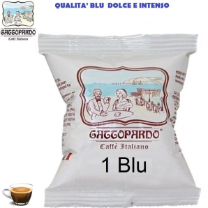 50 CAPSULE TO.DA CAFFE' GATTOPARDO QUALITA' MISCELA BLU - COMPATIBILI SISTEMI UNO SYSTEM 9,49€