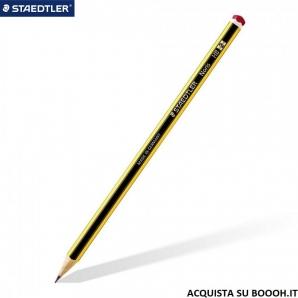 MATITA STAEDTLER TIPO 2 HB - PUNTA IN GRAFITE | 1 PEZZO O CONFEZIONE COMPLETA 1,04€