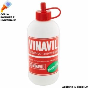COLLA VINILICA UNIVERSALE VINAVIL FLACONE DA 100GR 3,32€